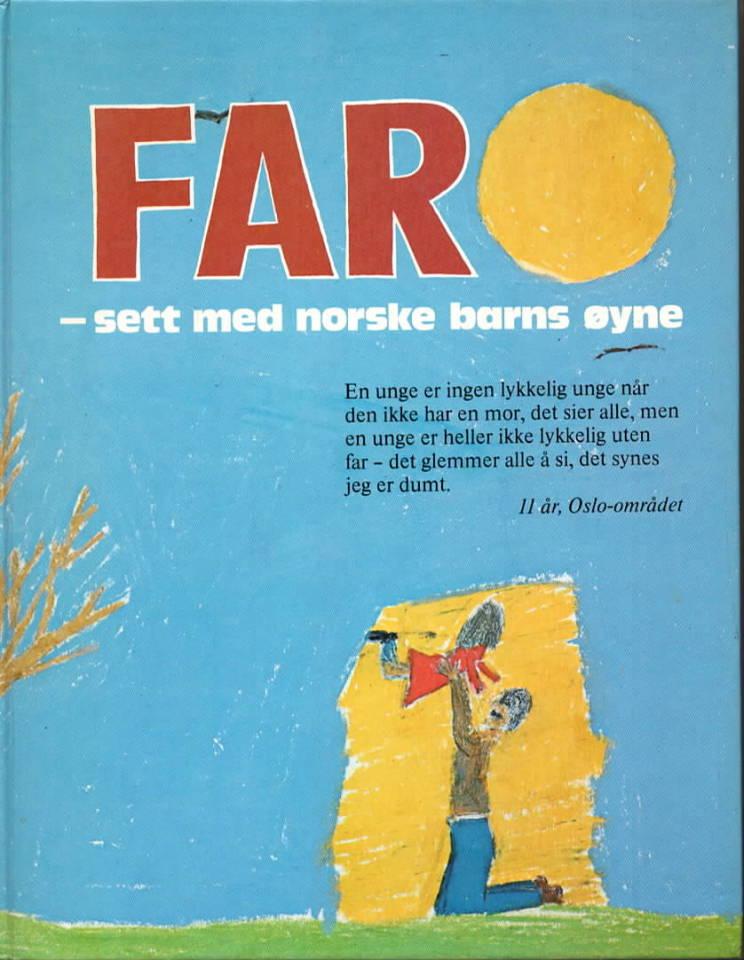 Far - sett med norske barns øyne