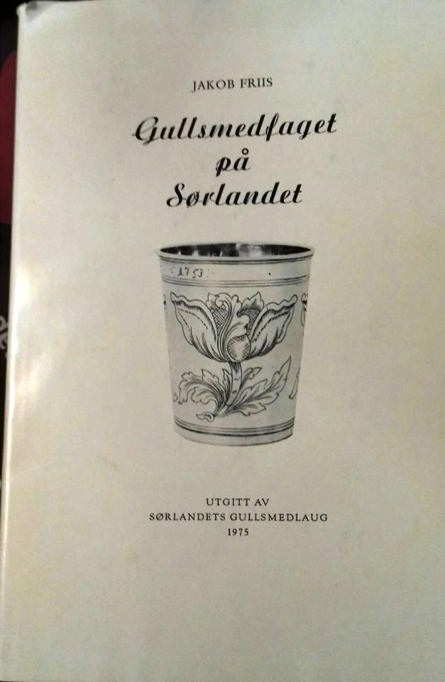Gullsmedfaget på Sørlandet