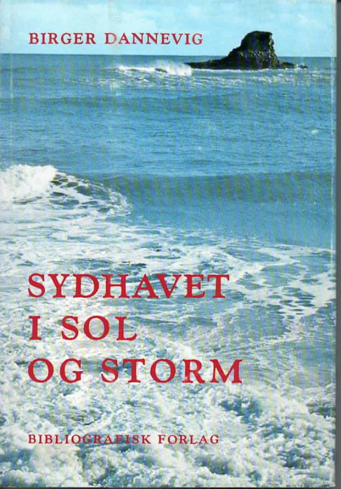 Sydhavet i sol og storm