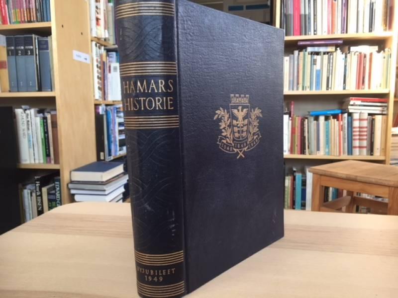 Hamars historie – Jubileet 1949