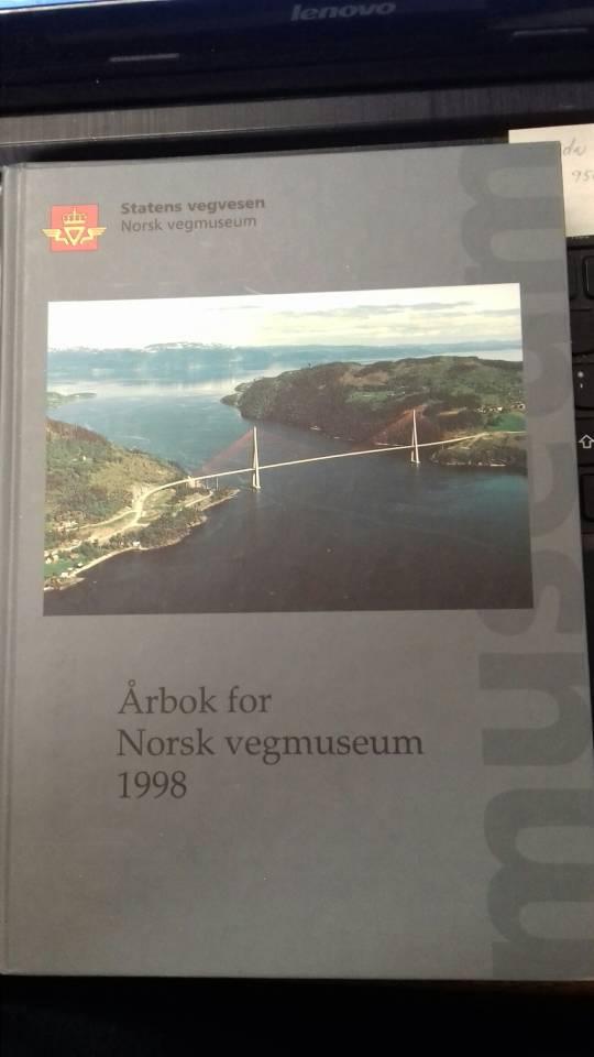 Årbok for Norsk vegmuseum  1998