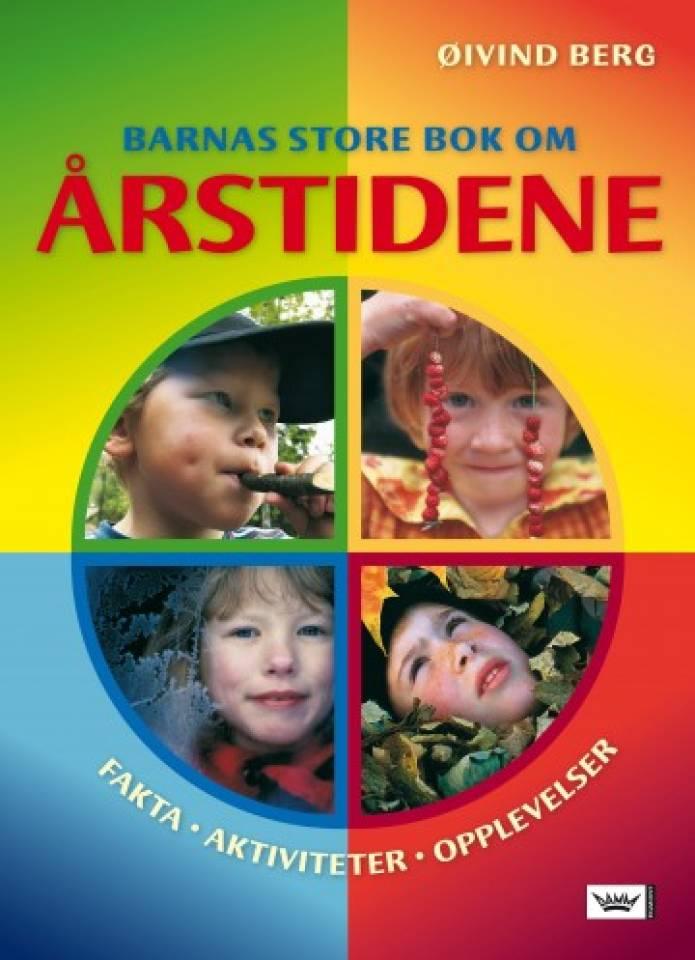 Barnas store bok om årstidene