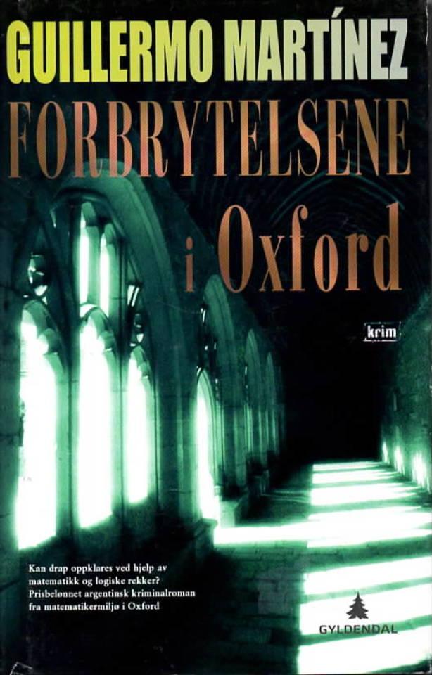Forbrytelsene i Oxford