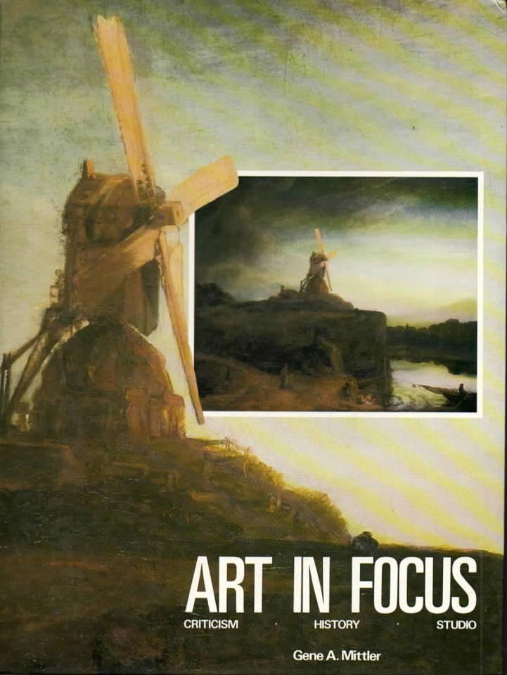 Art in focus - critism, history, studio