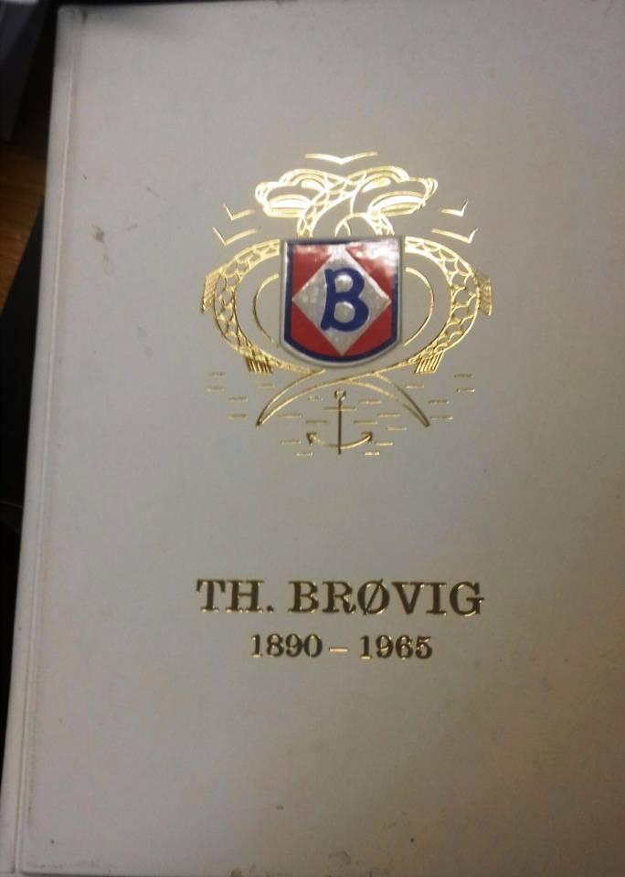 Th. Brøvig 1890-1965