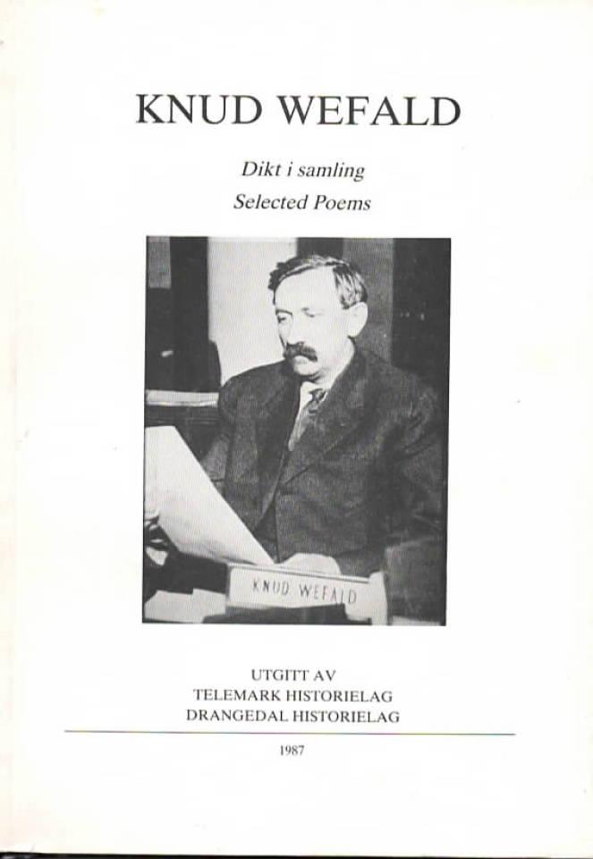 Knud Wefald – dikt i samling