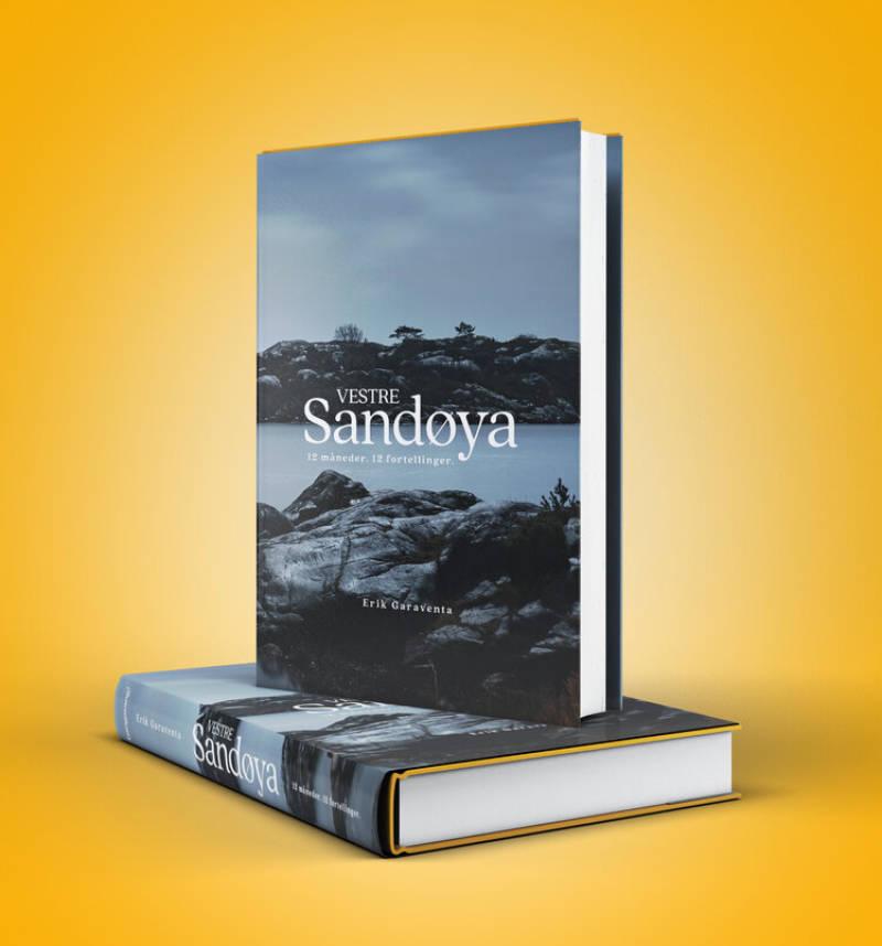 Vestre Sandøya – 12 måneder, 12 fortellinger