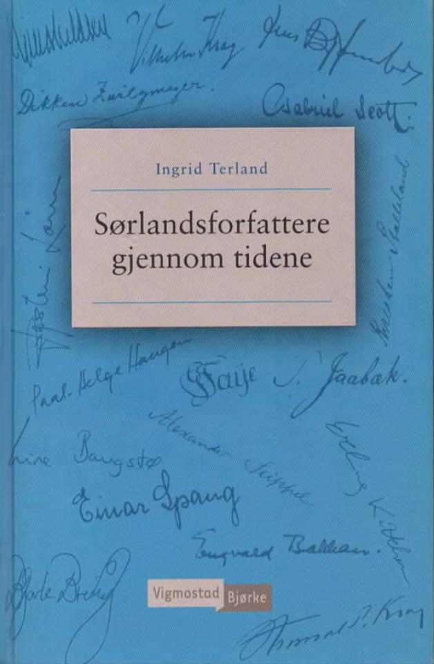 Sørlandsforfatterne gjennom tidene