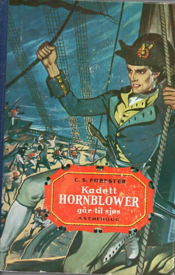 Kadett Hornblower går til sjøs
