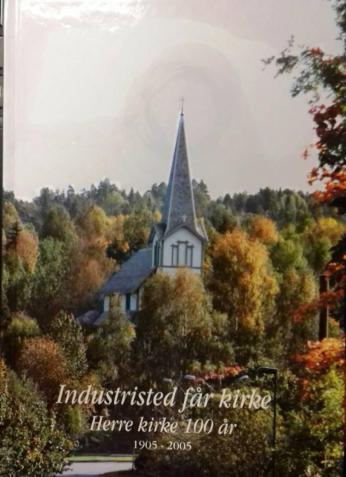 Industristed får kirke