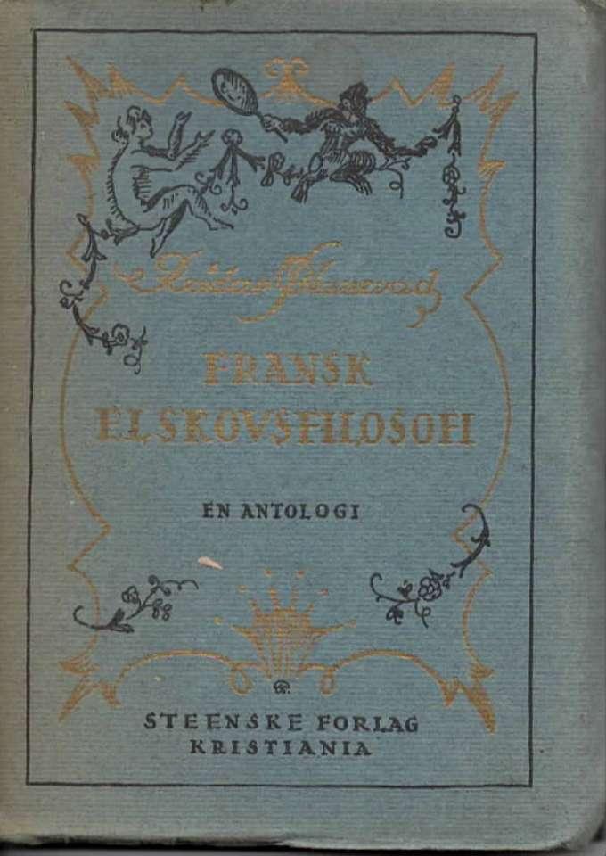 Fransk elskovsfilosofi – en antologi