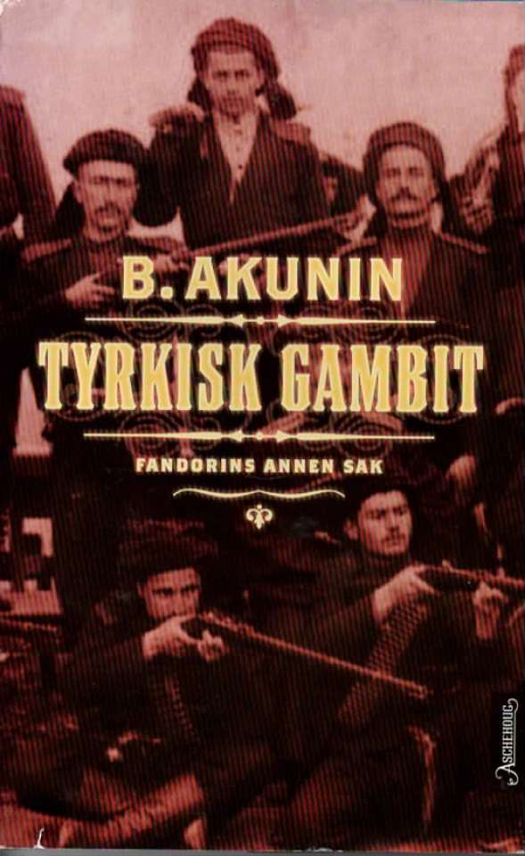 Tyrkisk gambit – Fandorins annen sak