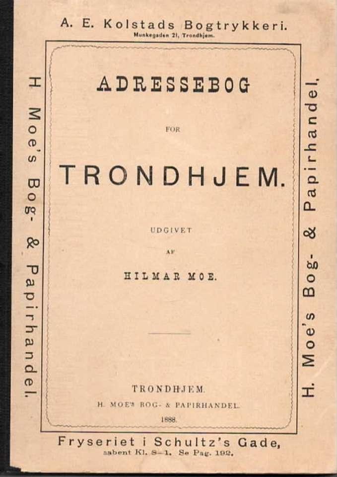 Adressebog for Trondhjem