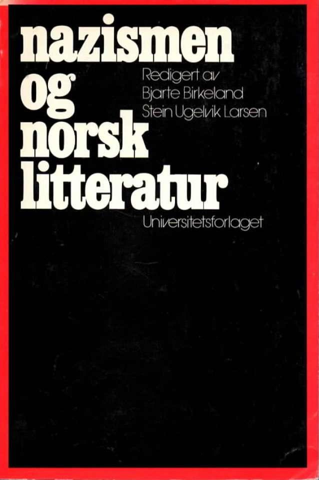 Nazismen og norsk litteratur