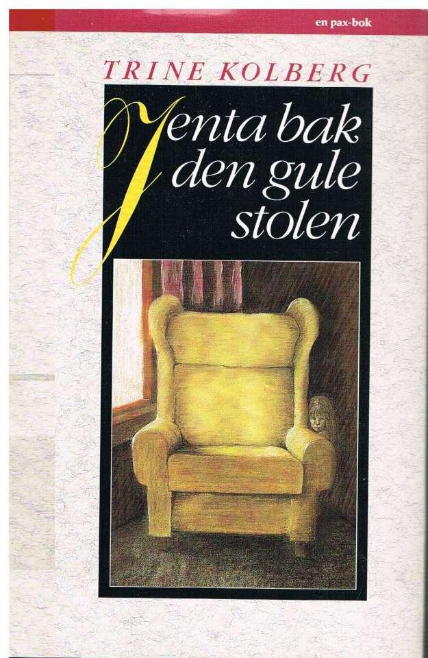 Jenta bak den gule stolen