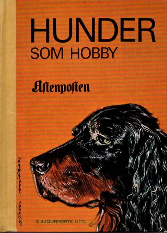 Hunder som hobby