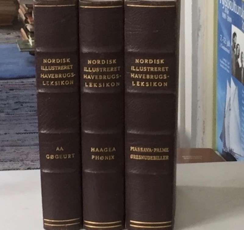 Nordisk Illustreret Havebrugsleksikon