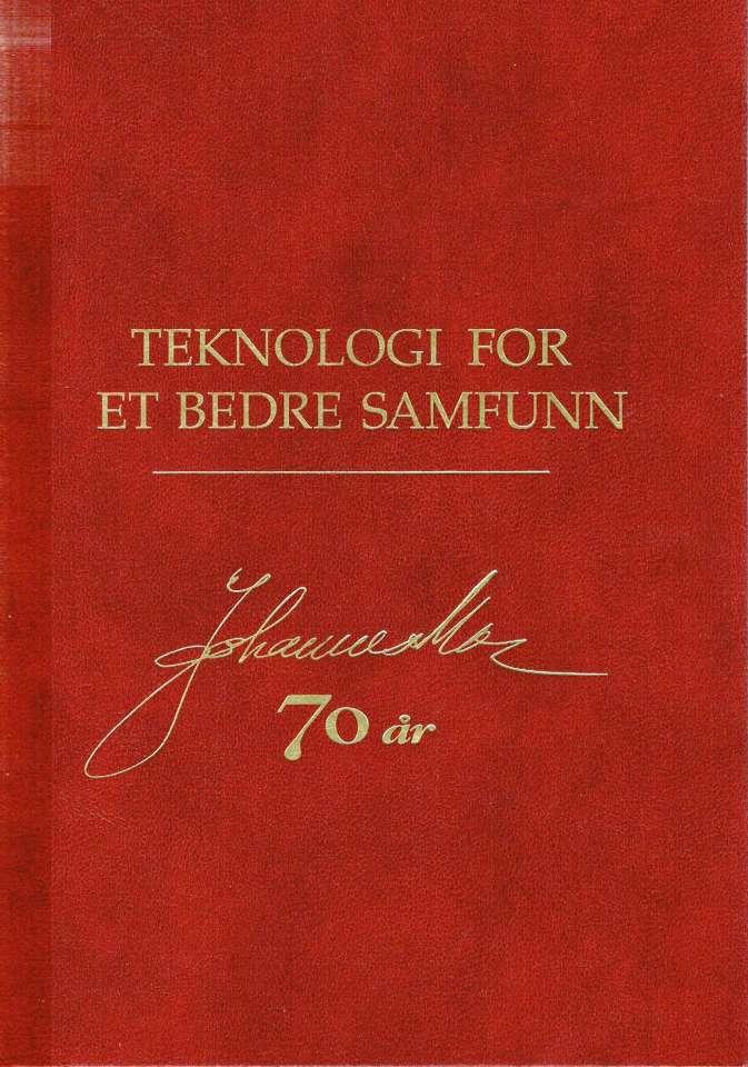 Teknologi for et bedre samfunn