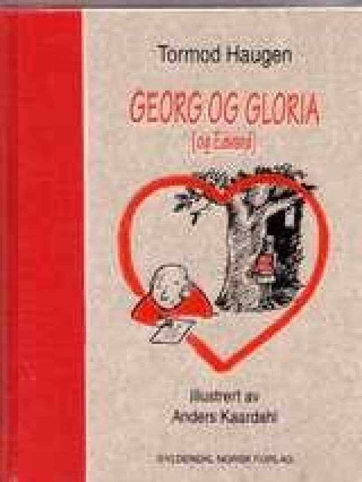Georg og Gloria (og Edvard).