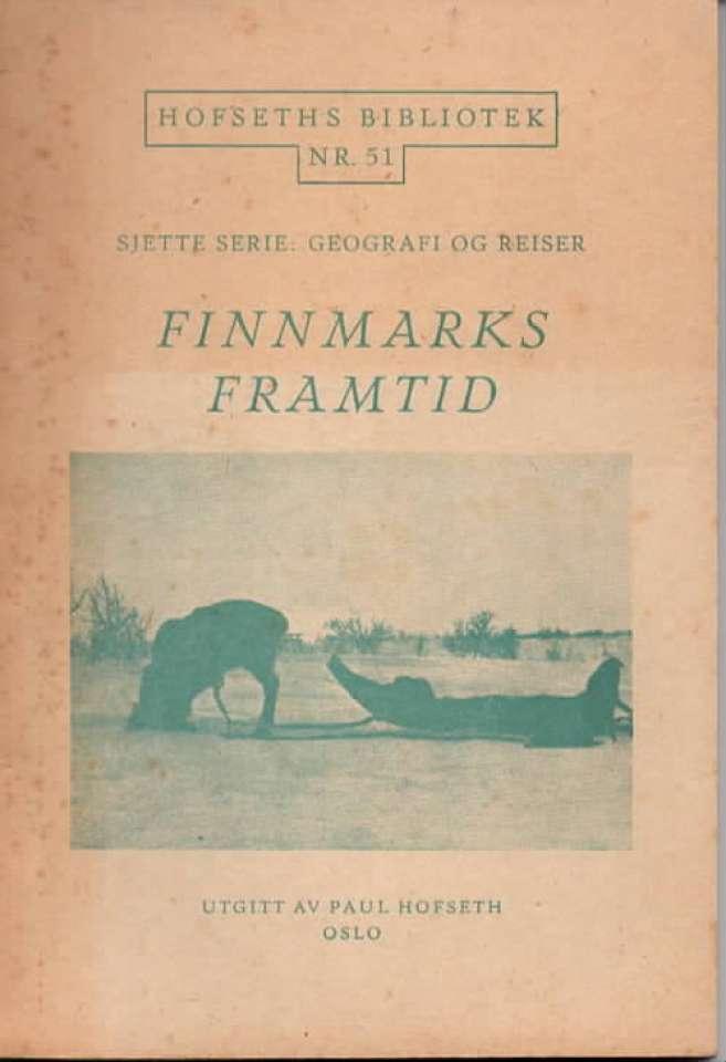 Finnmarks framtid