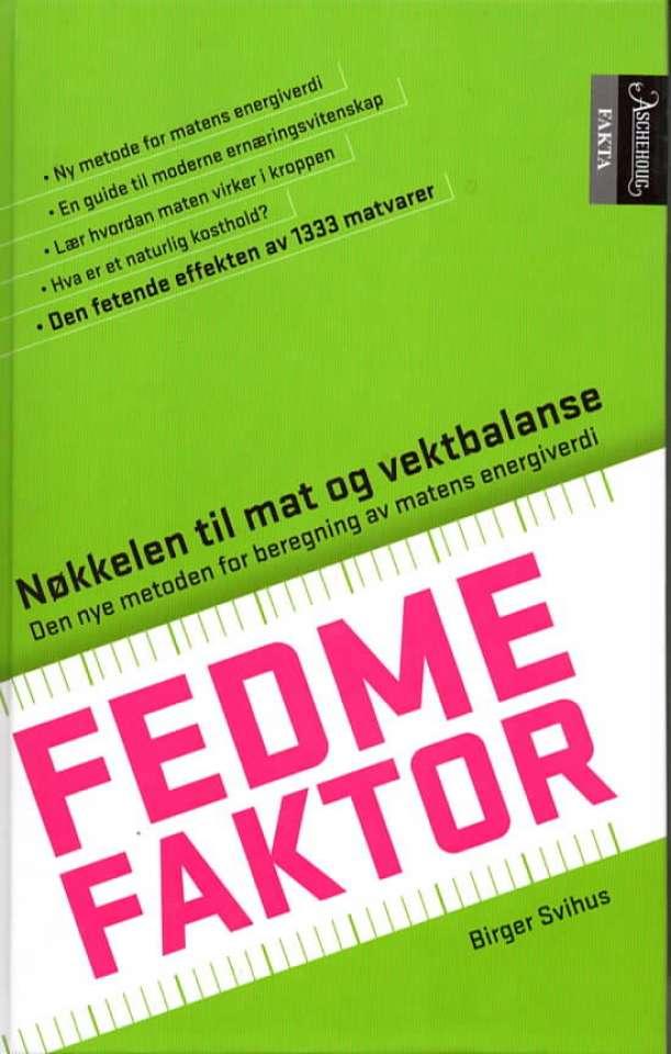 Fedmefaktor