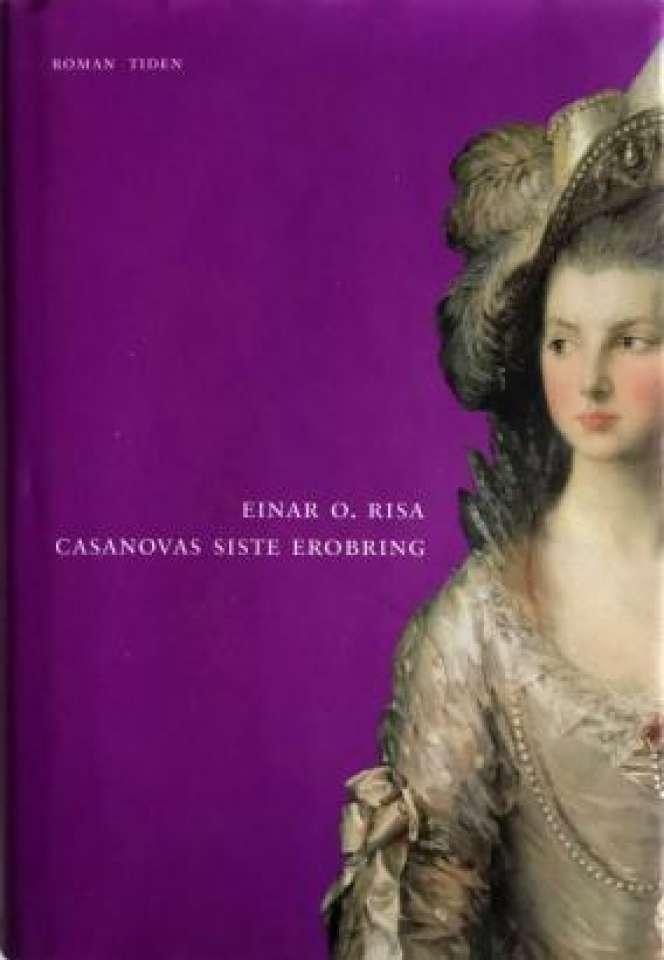 Casanovas siste erobring