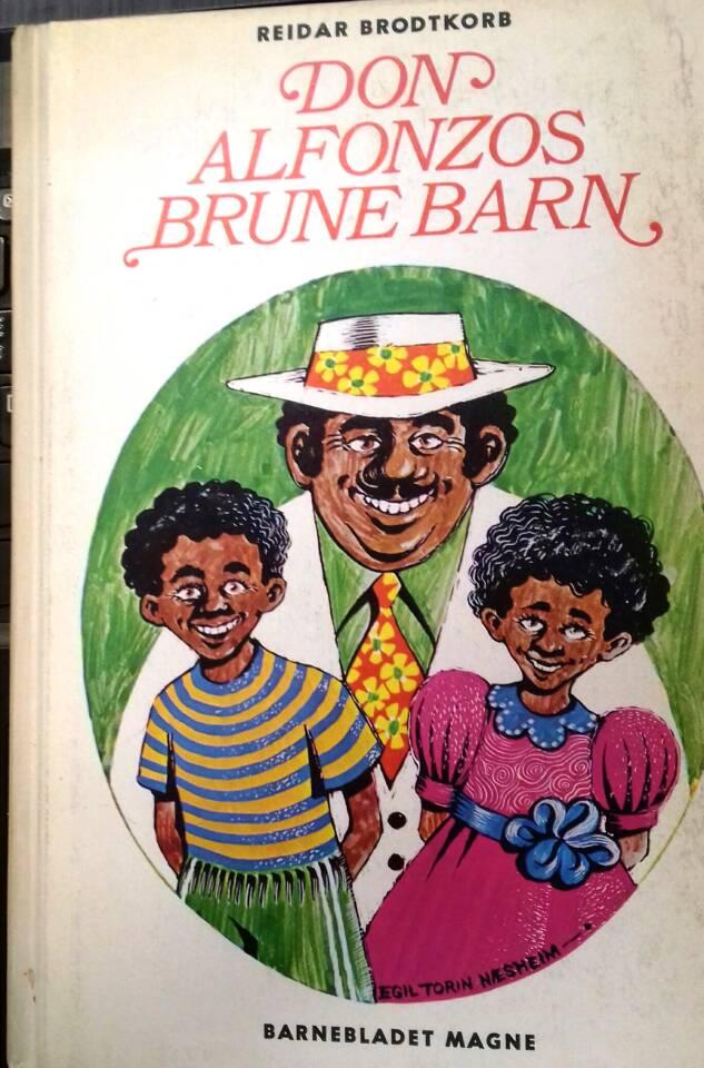 Don Alfonzos brune barn