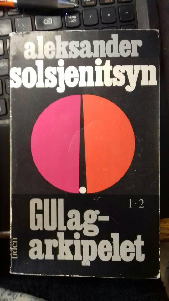 Gulagarkipelet 1-2 (i 1 bok)