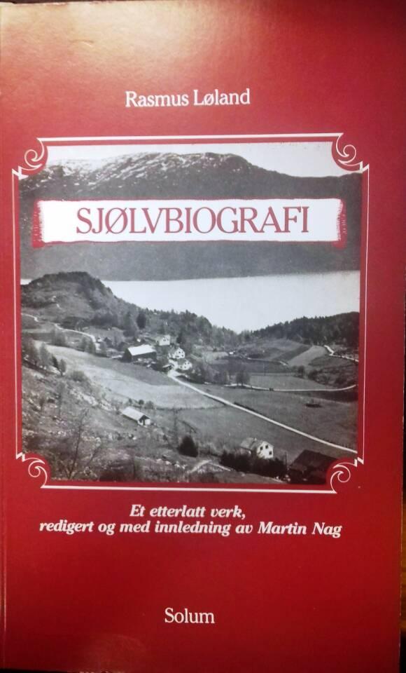Sjølvbiografi