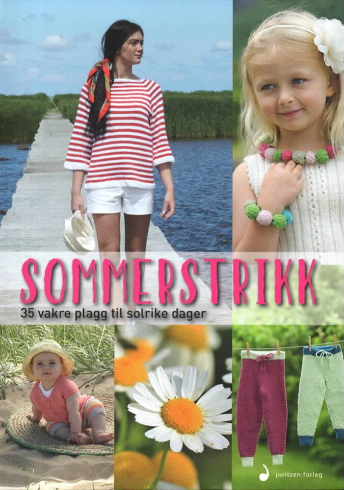 Sommerstrikk – 35 vakre plagg til solrike dager