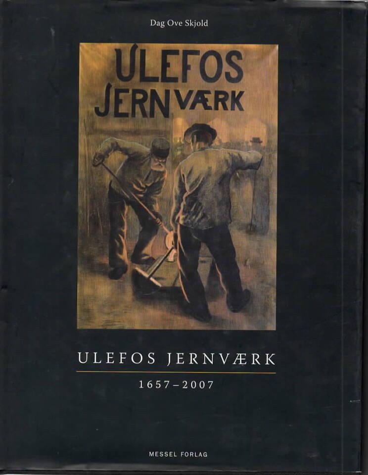 Ulefos Jernværk 1657-2007