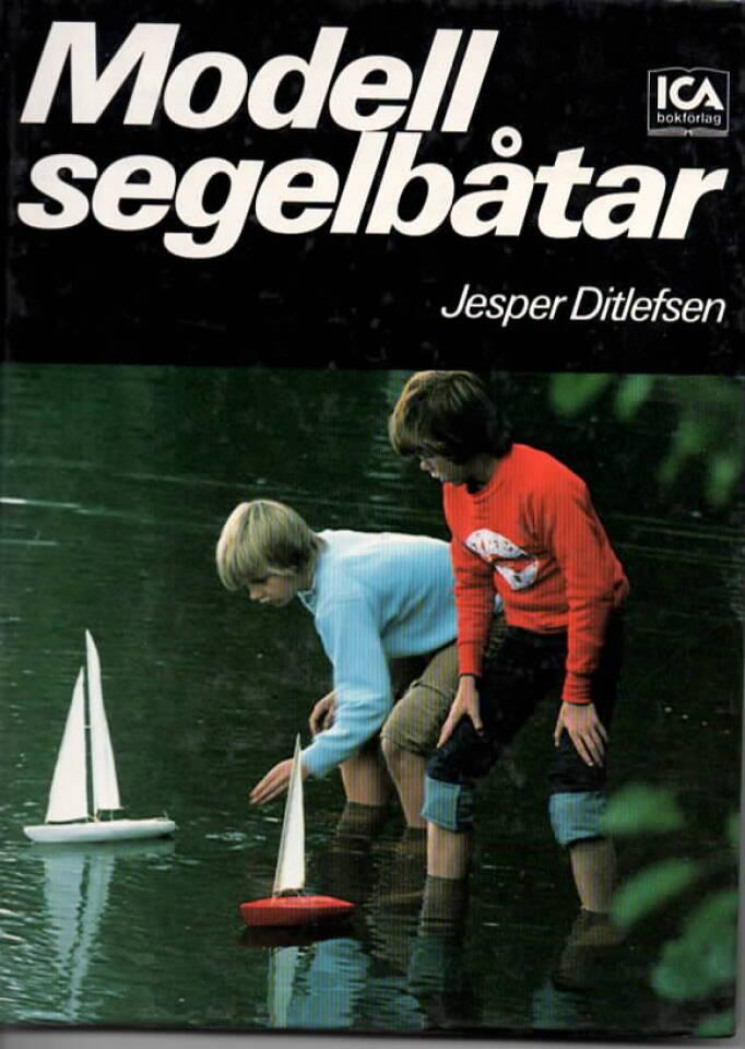 Modell seglbåter