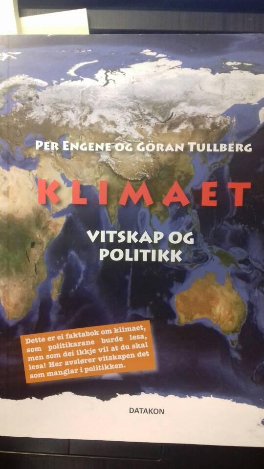 Klimaet vitenskap og politikk