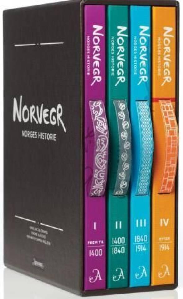 Norvegr. Norges historie