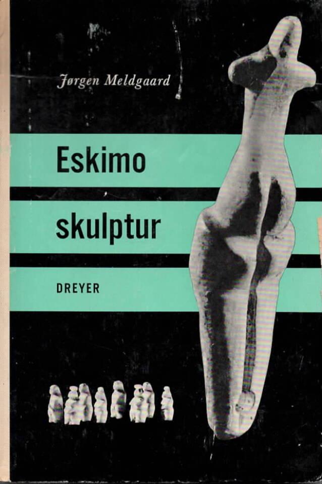 Eskimo skulptur