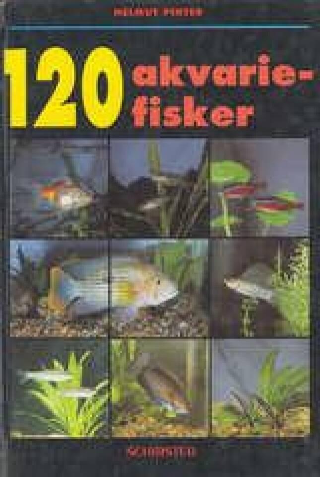 120 akvariefisker