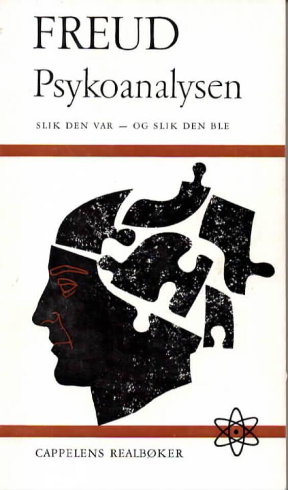 Psykoanalysen