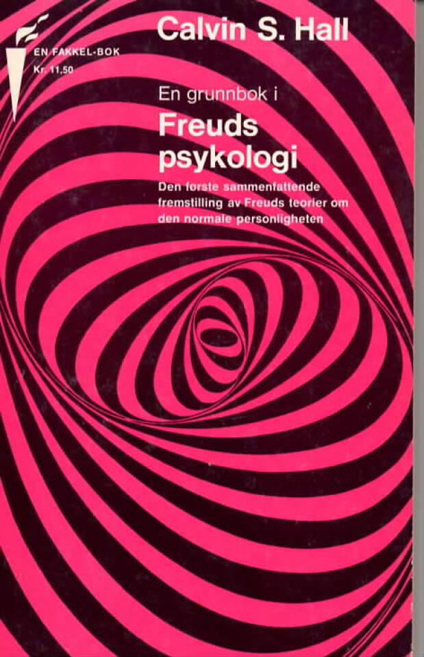 En grunnbok i Freuds psykologi
