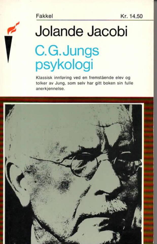 C. G. Jungs psykologi