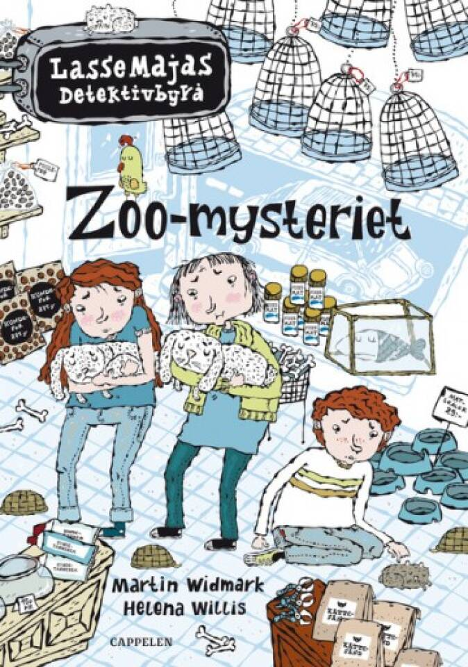 Zoo-mysteriet