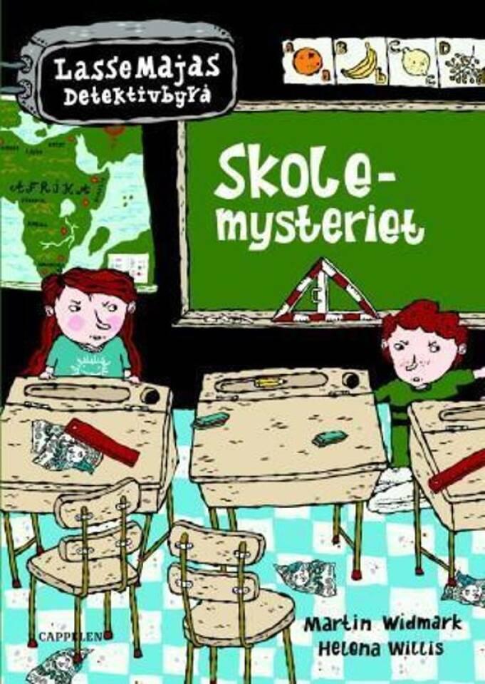 Skole-mysteriet