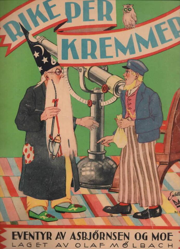 Rike Per kremmer – Eventyr av Asbjørnsen og Moe