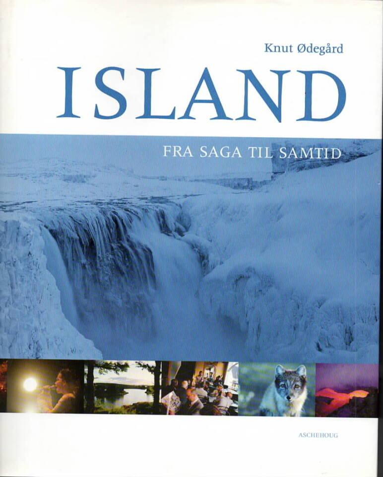 Island – fra saga til samtid