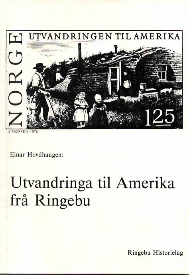 Utvandringen til Amerika frå Ringebu