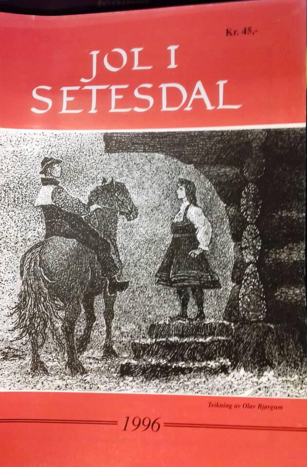 Jol i Setesdal 34. årg. 1996