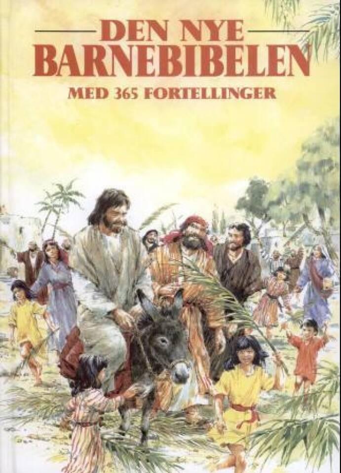 Den nye barnebibelen – Med 365 fortellinger