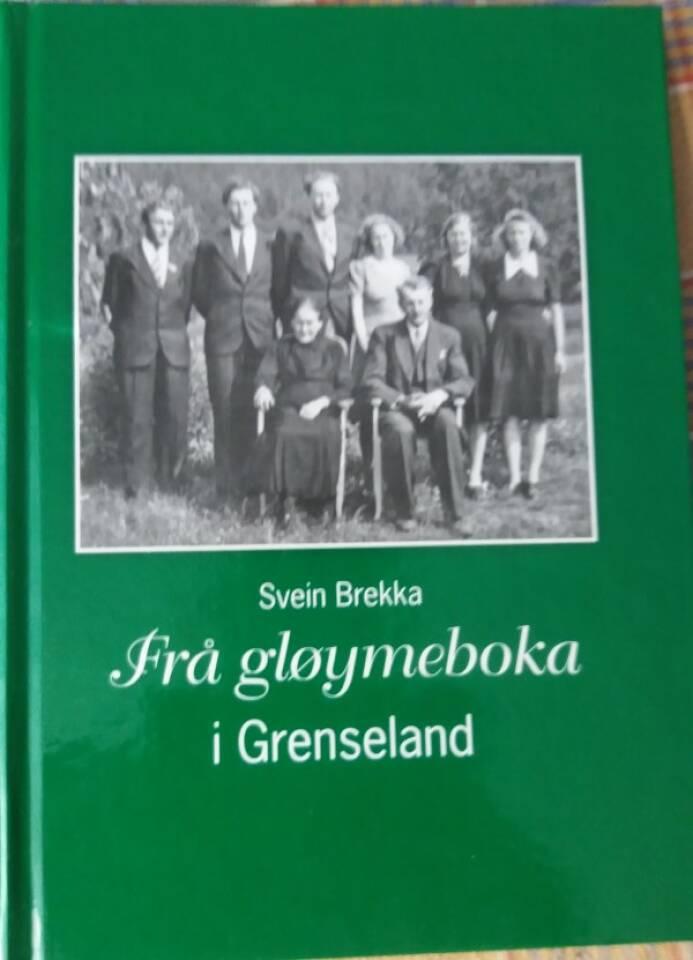 Frå gløymeboka i Grenseland