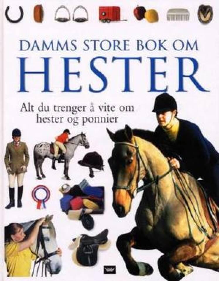 Damms store bok om hester