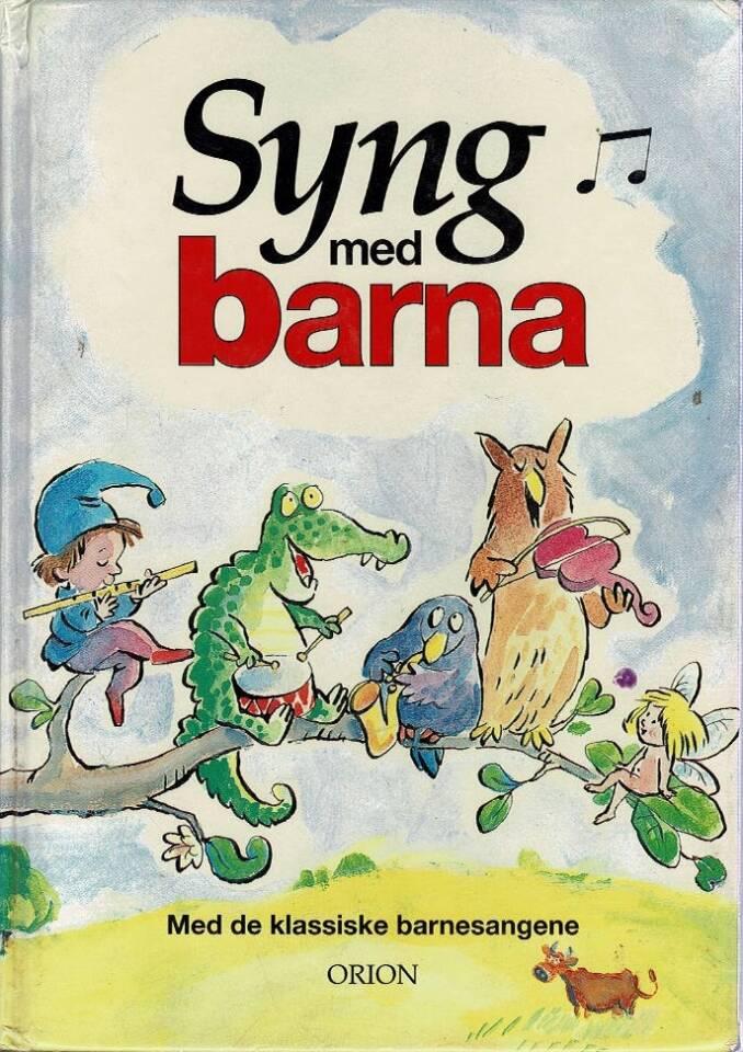 Syng med barna