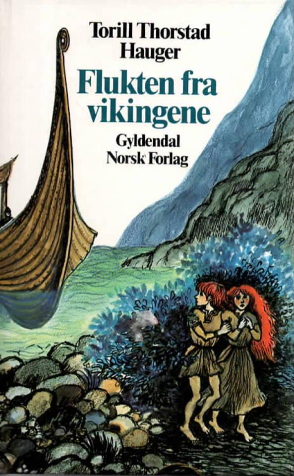 Flukten fra vikingene